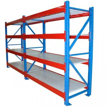Steel Mesh Heavy Duty Decking Rack Shelving System