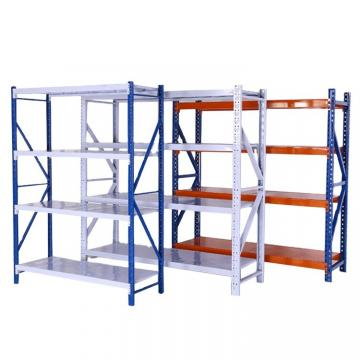 Wholesale Hoifat warehouse adjustable shelves heavy duty steel metal storage rack with dual reinforcement bar