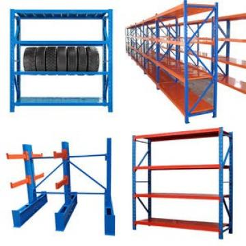 Industrial Metal Shelving Rack System