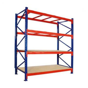 Galvanized bulk storage industrial steel boltless rivet shelving with C beam