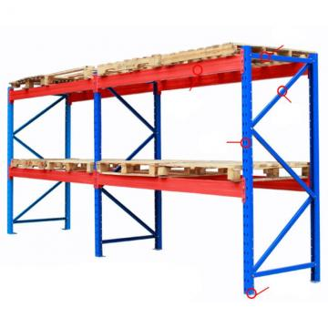 Heavy duty Industrial tire warehouse storage rack for warehouse