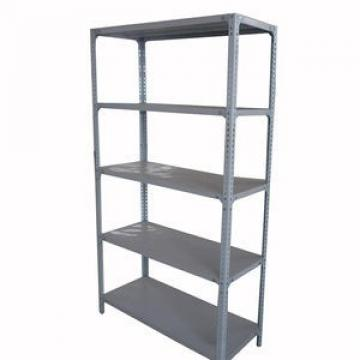 Used Commercial Library Angle Steel Shelving, Metal Locker Slot Angle Iron Shelf For Supermarket