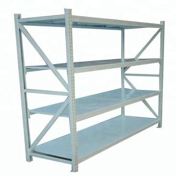 Wholesale Convenience Snack Stacking Boutique Store Display Shelves, Double Row Trapezoidal Display Rack Supermarket