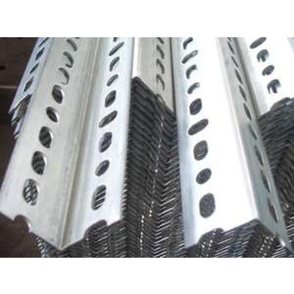 Hot sale steel slotted angle with holes steel angle iron price
