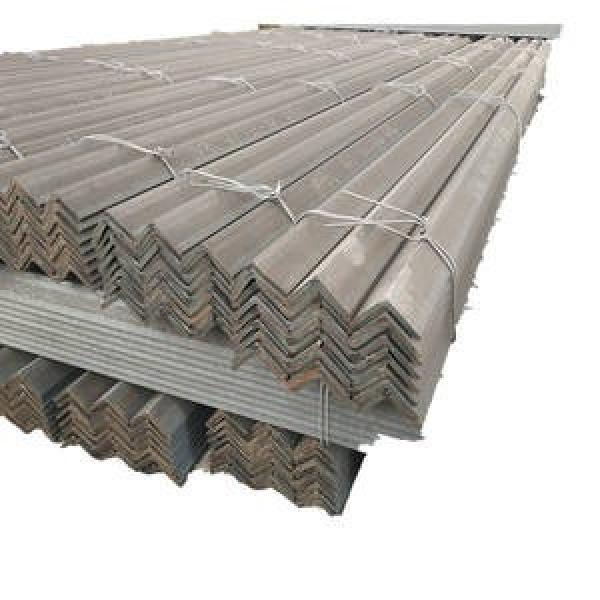 Competitive Price SS400 Hot Dipped Galvanized Iron Equal Angle Steel Bar