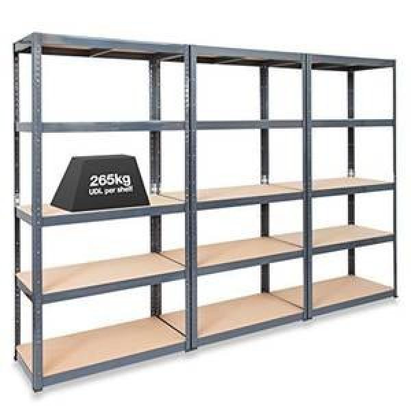 Warehouse Metal Rack Shelf Storage Shelf Dismountable Steel Rack
