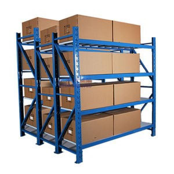 Metal commercial racking and shelving for warehouse
