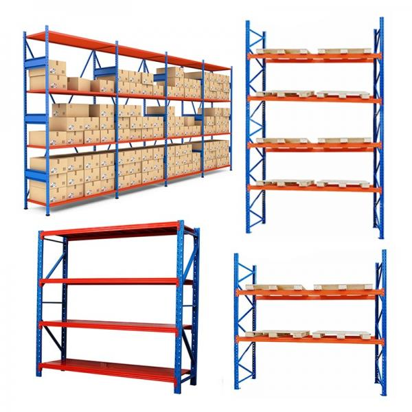 Custom Storage Shelves for Used Stores Warehouse