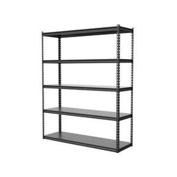 Flat packing 5 shelves metal wire novelty display rack stand for wine