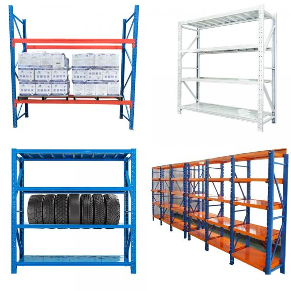 NSF Approved pallet rack assembly indoor commercial office custom metal garage wall shelving units system