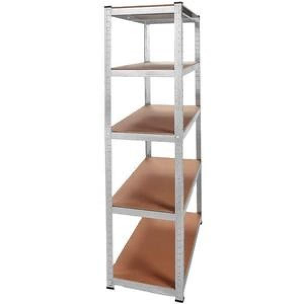 E1 MDF board Boltless heavy duty storage shelf warehouse shelving units